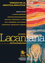 Lacaniana N°23